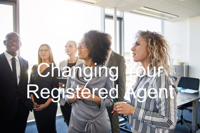 changing your registered agent