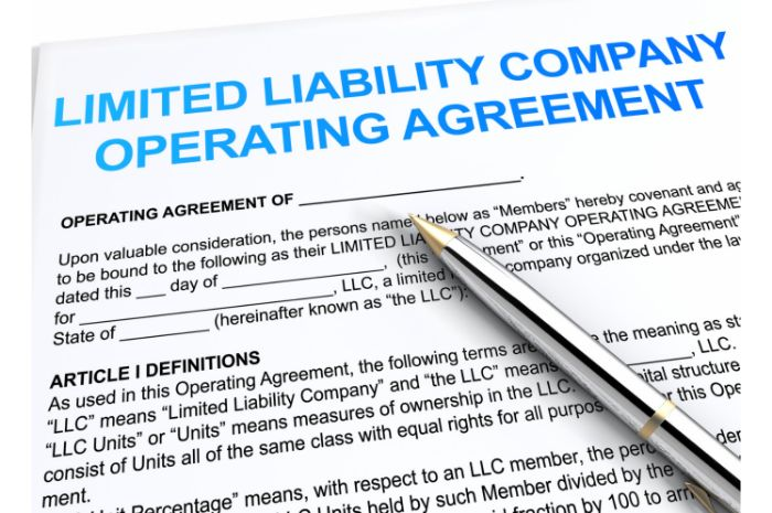 New Mexico LLC Operating Agreement